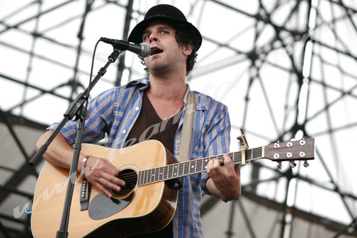Langhorne Slim at Jelly NYC's McCarren Park Pool Party