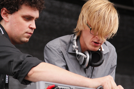 Simian Mobile Disco at Jelly NYC, Williamsburg, Brooklyn