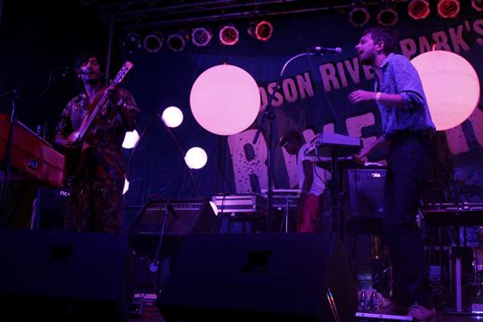 Yeasayer at RiverRocks