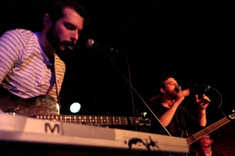 Milagres at Mercury Lounge, NYC