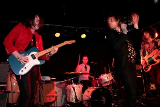 U.S. Royalty at Mercury Lounge, NYC