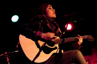 Yuna at Mercury Lounge, NYC