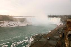 Niagara Falls, Hoseshoe Falls, Ontario, Canada