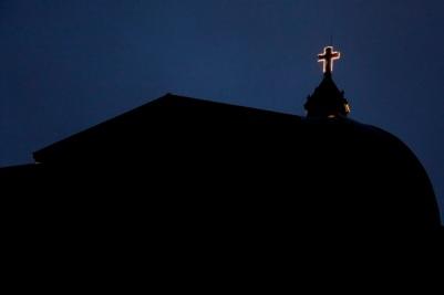 Saint Joseph's Oratory of Mount Royal, Oratoire Saint-Joseph du Mont-Royal, Montreal, Quebec, Canada