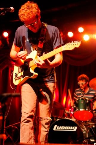 MiniBoone at Brooklyn Bowl, 25 May 2011