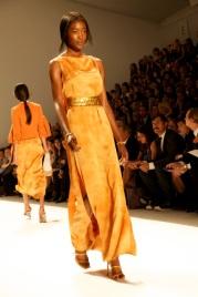 Elie Tahari Show at Mercedes-Benz Fashion Week in New York City