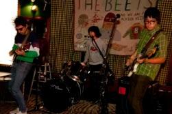 The Beets at Pianos