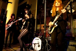 Dum Dum Girls at Ace Hotel
