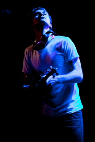 Andrew Keoghan at Le Poisson Rouge