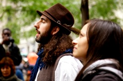 Occupy Wall Street, 3 October 2011, NYC