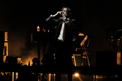 Pulp at Radio City Music Hall, NYC