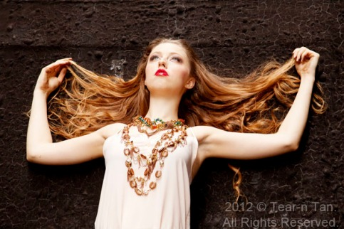 Eryka Becker Jewelry Photo Shoot