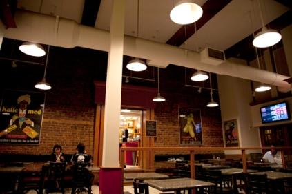 Brulerie Saint-Denis Coffee Shop