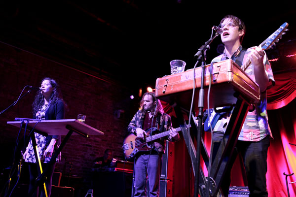 Vensaire at Brooklyn Bowl