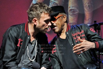 Damon Albarn, Bobby Womack