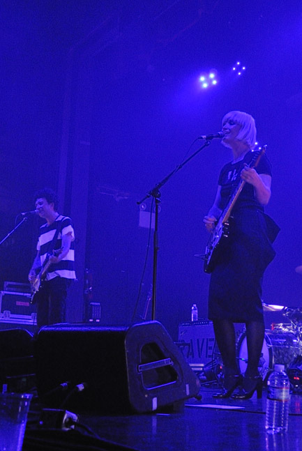 The Raveonettes at Webster Hall