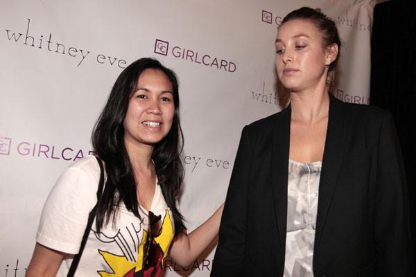 Celebs at Fashion Week, 9/12/12