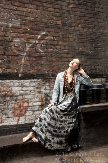 Eryka Becker Jewelry Photo Shoot