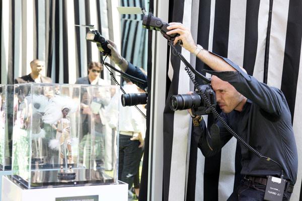 Stephen Burrows Presentation at Fashion Week