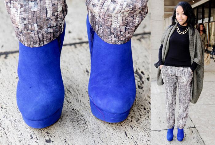 Shoes: Steve Madden