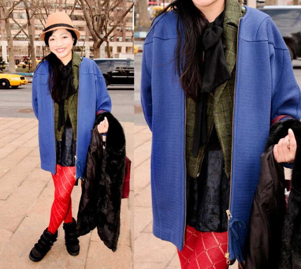 Coat: Beautiful People