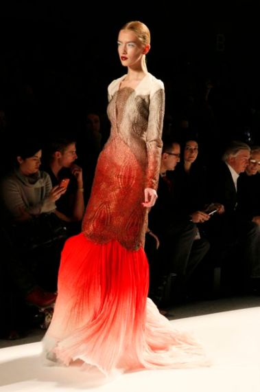 Bibhu Mohapatra Fall 2012 Collection