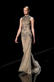 Monique Lhuillier Fall 2013 Collection