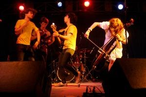 Seaport Music Festival with Ra Ra Riot, Sam Champion, and The Bikini Carwash Company