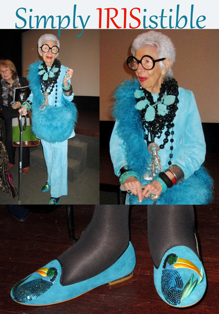 A Life in Collecting with Iris Apfel Q&A