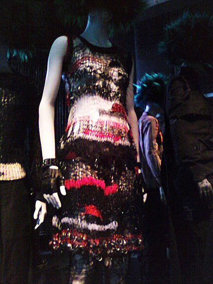 PUNK: Chaos to Couture Exhibit
