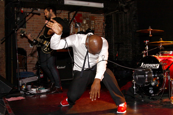 The Heavy at Mercury Lounge, NYC
