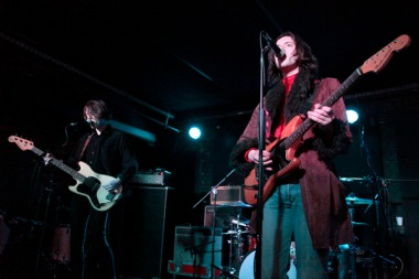 Peace at Mercury Lounge