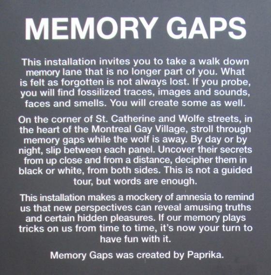 MemoryGaps_20130801Montreal_TT.JPG