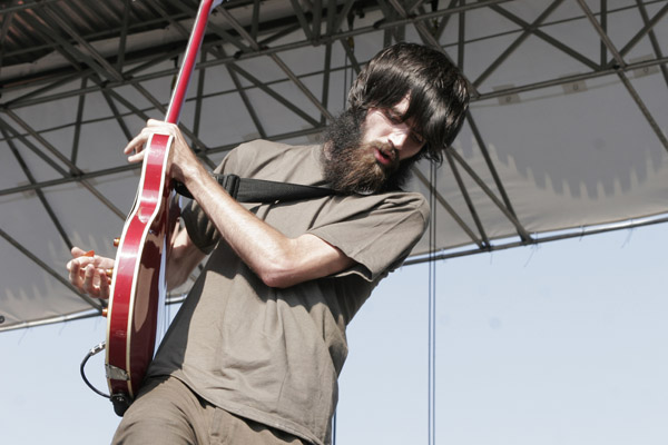 Titus Andronicus at Jelly NYC's McCarren Park Pool Party
