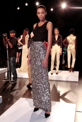David Tlale Spring 2014 Collection