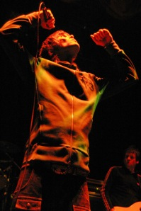 Ian Brown at Webster Hall, New York City