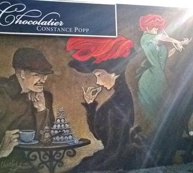 Chocolatier Constance Popp, Winnipeg
