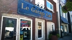 Le Garage Cafe, Winnipeg