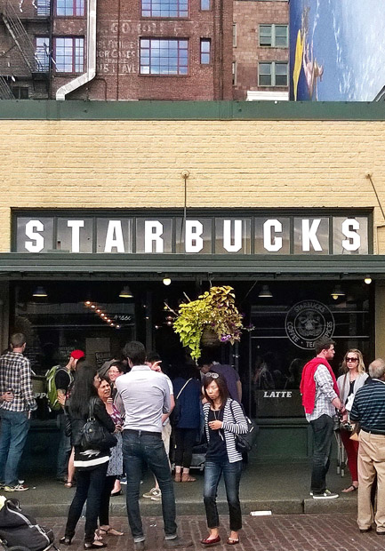 Starbucks, Seattle