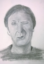 Supposed to be Alan Rickman, but doesn't look much like him.