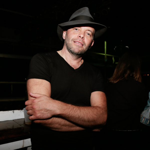 June 4, 2015: Mark Gradener at the afterparty for Ride at Terminal 5 in New York City. Mandatory Credit: Tear-n Tan 2015 © Tan.  All Rights Reserved. www.tearntanfiles.com www.tearntan.com