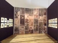 May 7, 2016: In the Studio, Dans l' Atelier - The artist photographed from Ingres to Jeff Koons at the Petit Palais, Musee des Beaux Arts de la Ville de Paris, Paris, France.