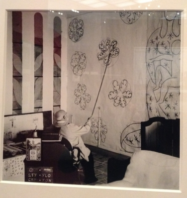 Henri Matisse, Nice, 1949 by Lucien Herve