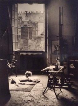 Picasso, Paris, 1944 by Brassai