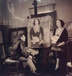 Marc Chagall, 1934 by Boris Lipnitzki