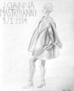 Joanna Mastroianni S/S 2014