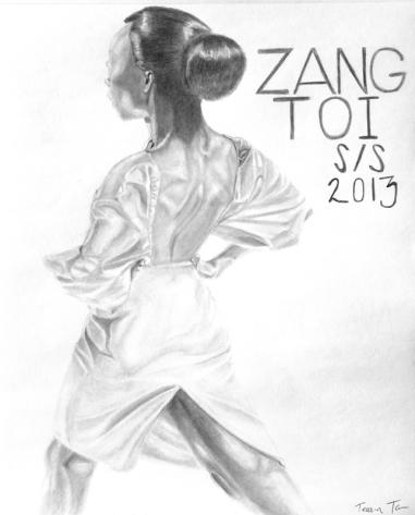 Zang Toi S/S 2013